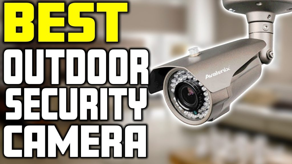 Home Defense Surveillance Cameras
